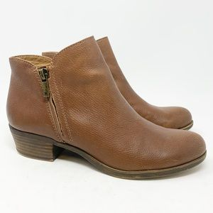 Lucky Brand Barough Ankle Booties | Size 7.5
